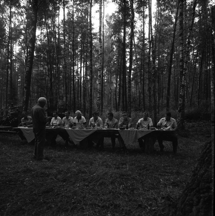 Przyjęcie delegacji litewskiej w Giżycku [46]