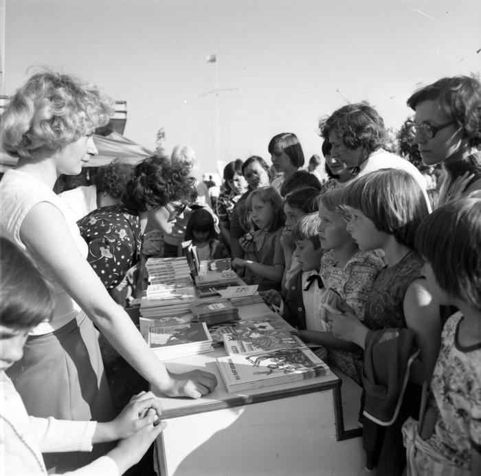 Festyn Prasowy w Giżycku, 1975 r. [10]