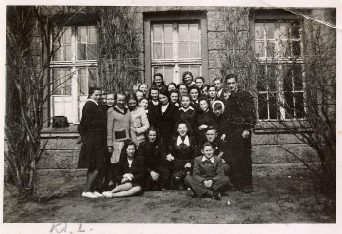 Uczniowie Państwowego Liceum Pedagogicznego w Giżycku [11]