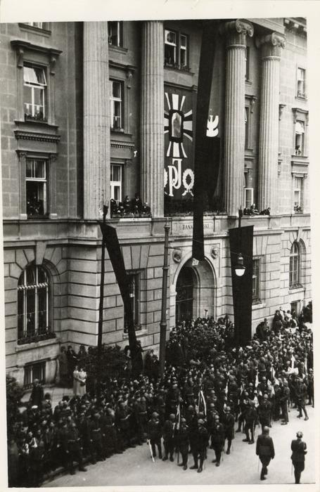 Pogrzeb Józefa Piłsudskiego w Krakowie [2]