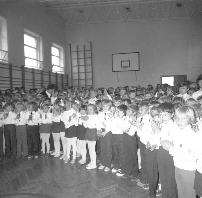 Święto Szkoły w SP nr 4, 1975 r. [41]