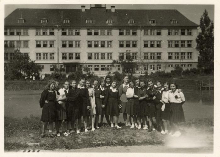 Uczniowie Gimnazjum w Giżycku [6]