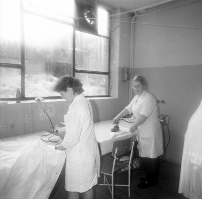 Personel szpitala [117]