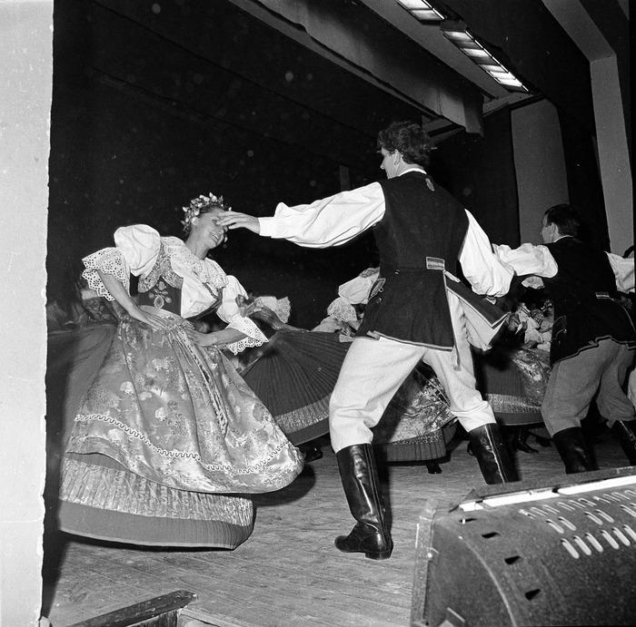 Występ Zespołu, 1971 r. [8]