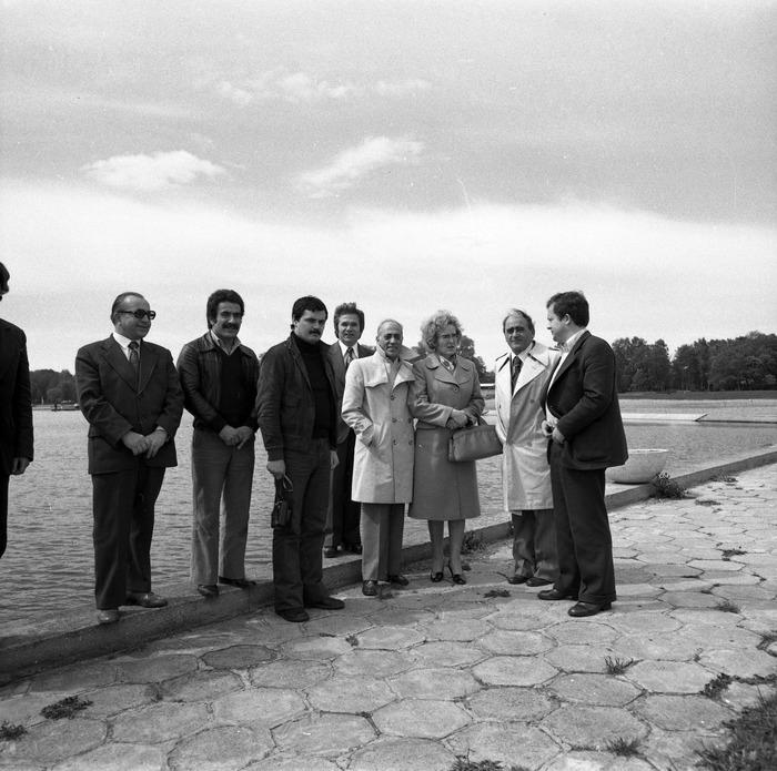 Wizyta delegacji Włoskiej Partii Komunistycznej [12]