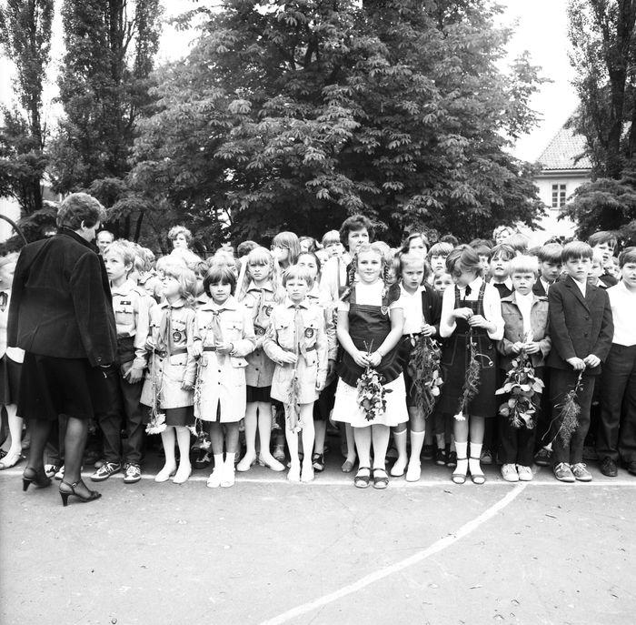 Zakończenie roku szkolnego 1985/1986 [11]