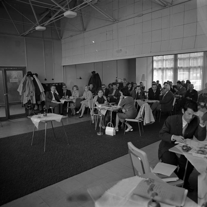 """Konferencja PTE w """"Róży Wiatrów"""", 1972 r. [3]"""