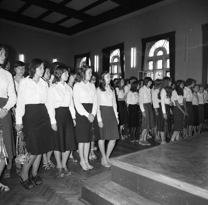 Zakończenie roku szkolnego 1976/1977 [12]