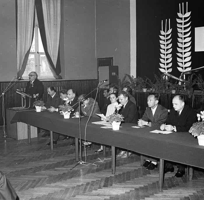 Spotkanie rolników w PDK, 1971 r. [18]