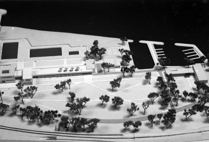 Projekt zabudowy brzegu Niegocina [10]