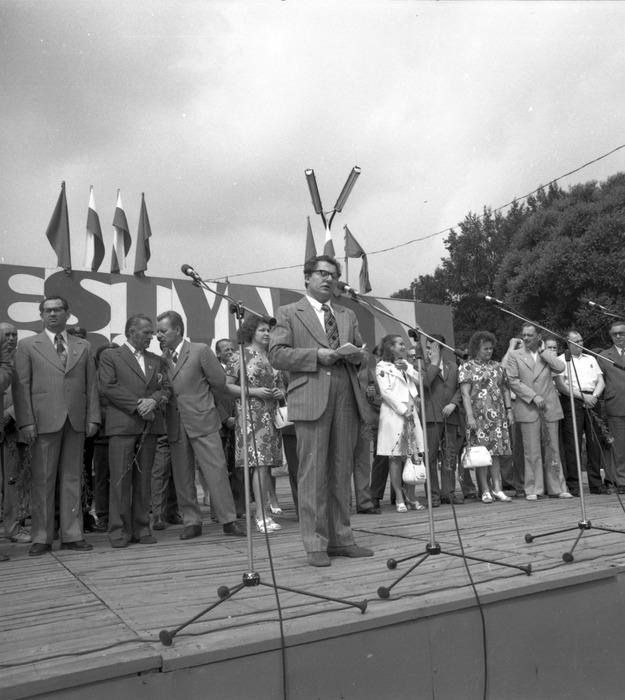 Festyn Prasowy w Giżycku, 1975 r. [35]