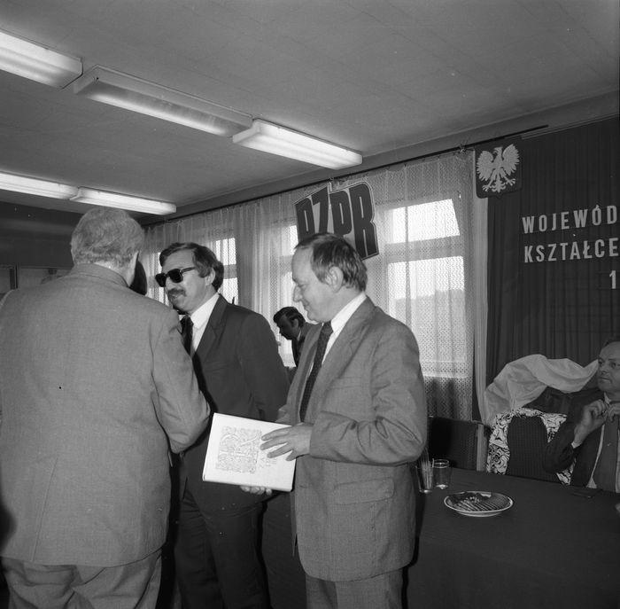 Wojewódzka Inauguracja Kształcenia Ideologicznego, 1987 r. [15]