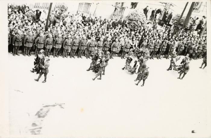 Pogrzeb Józefa Piłsudskiego w Krakowie [15]