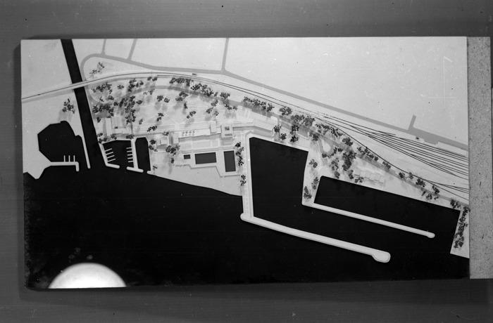 Projekt zabudowy brzegu Niegocina [7]