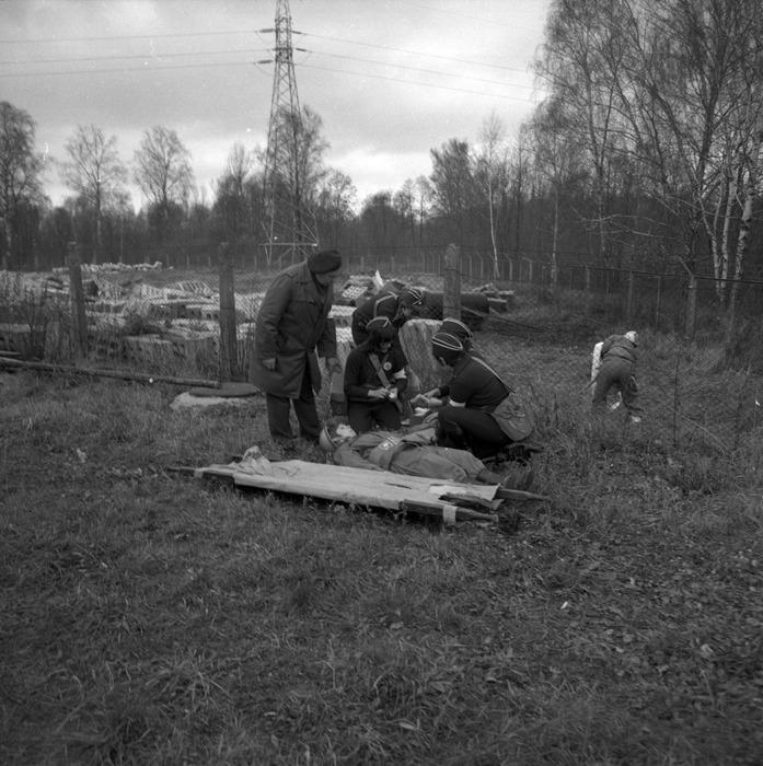 Ćwiczenia obrony cywilnej, 1977 r. [18]